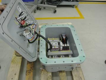 Ex D Flame Proof Control Panels Martec
